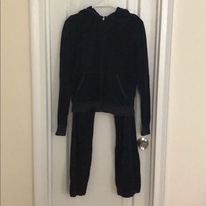Juicy Couture Other - PENDING Juicy Couture velour track suit